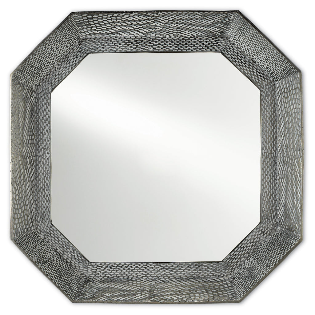 Stevie Square Mirror, front view