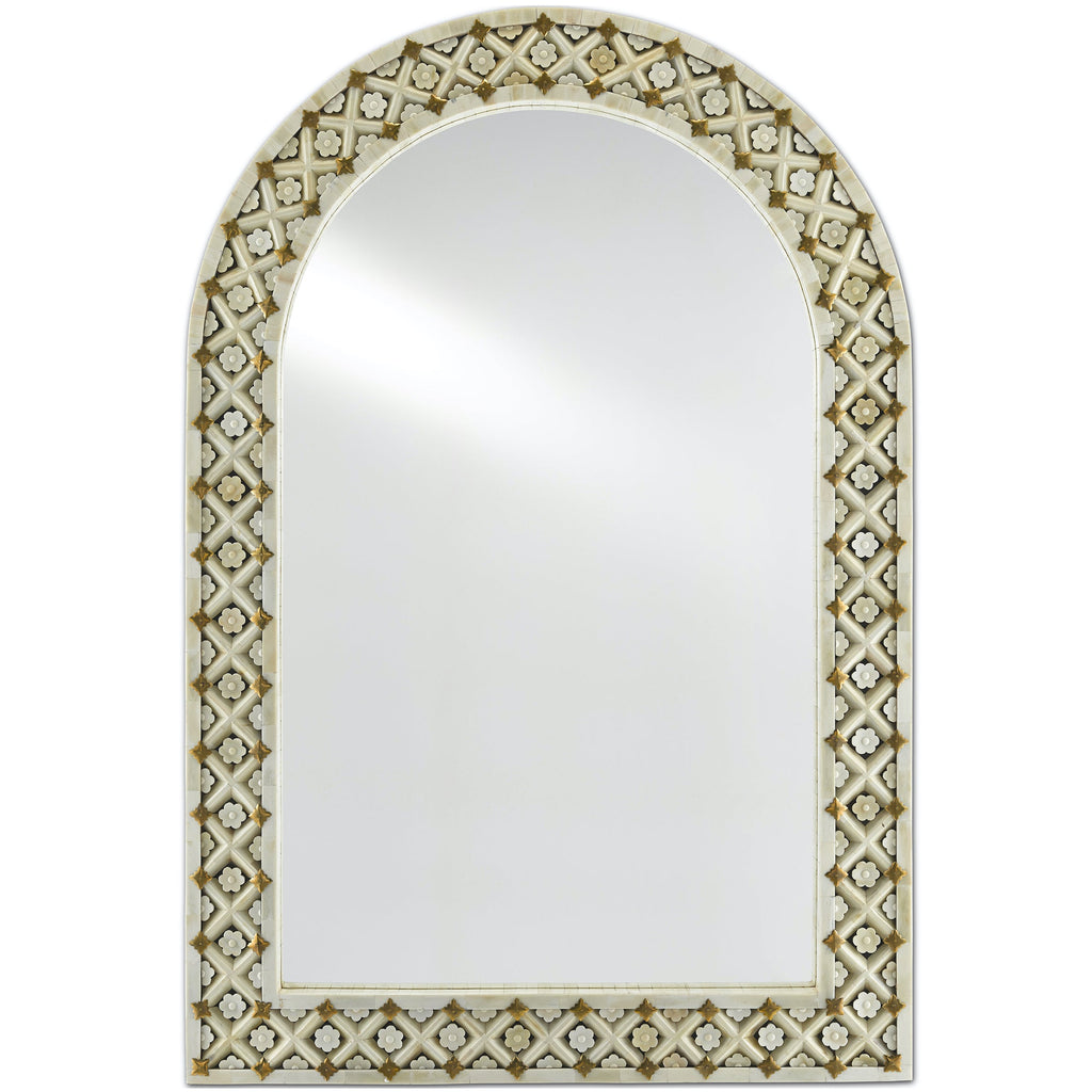 Osian Mirror, front view