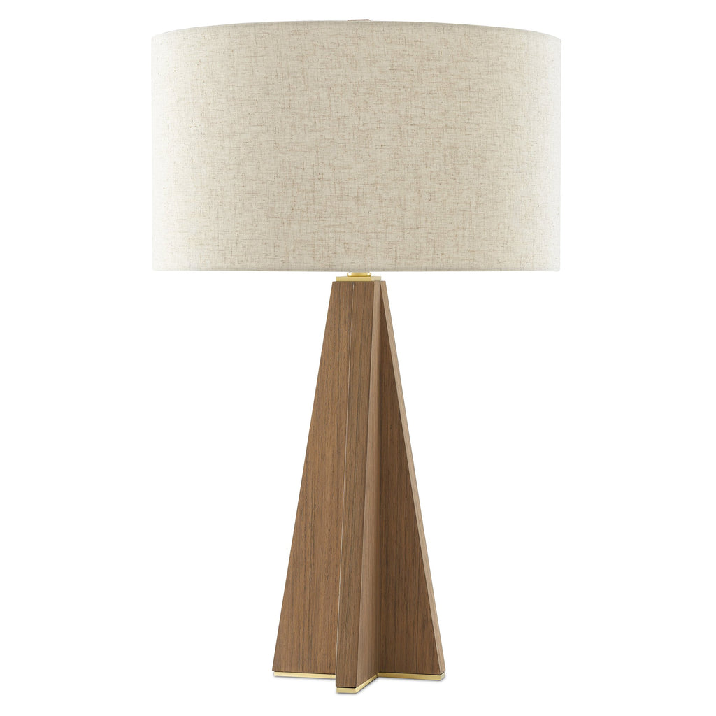 Symmetry Table Lamp, angled front view