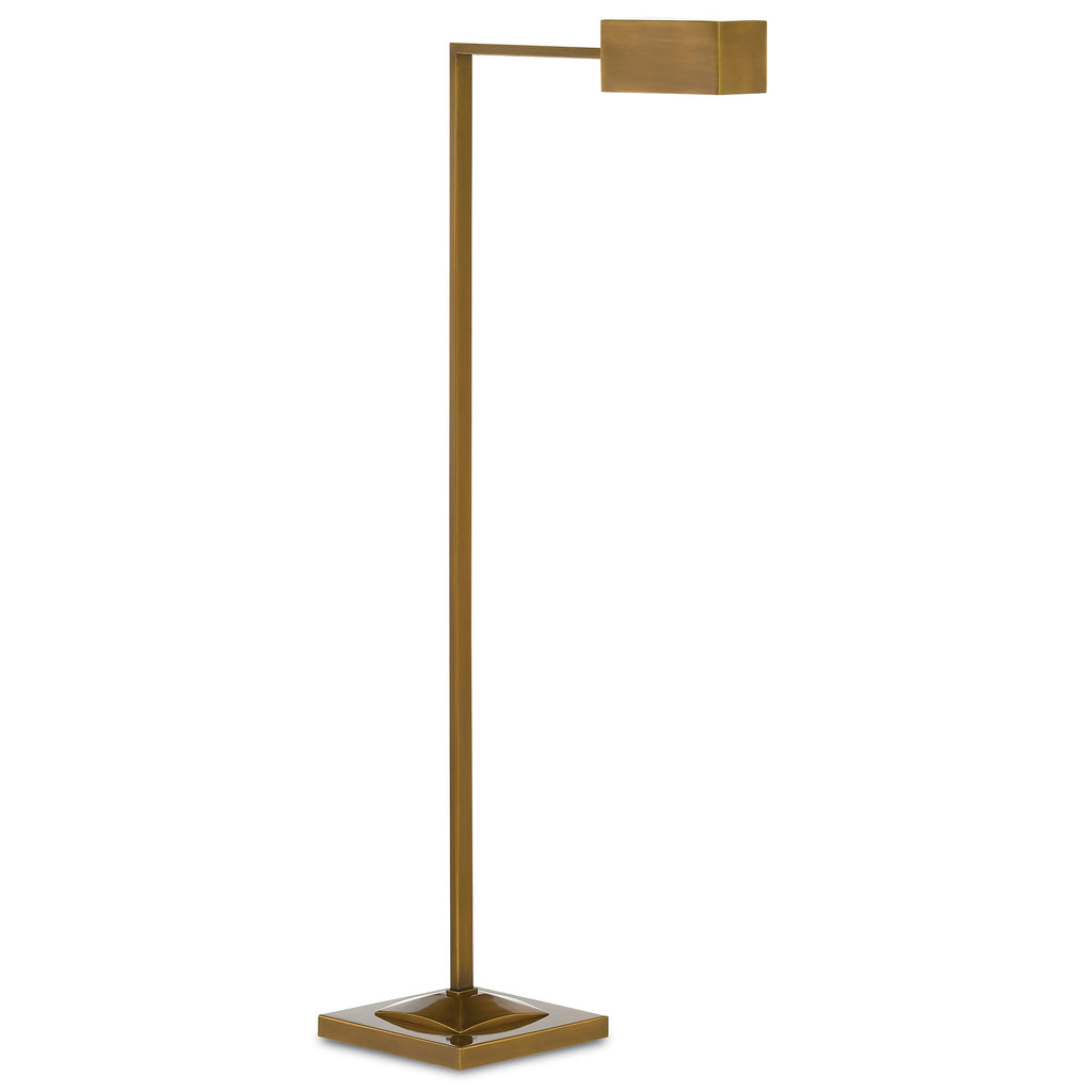Farola Floor Lamp, front angled view