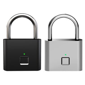 Smart Keyless Fingerprint Smart Padlock