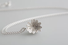 Load image into Gallery viewer, silver-poppy-seed-heads-on-silver-chain