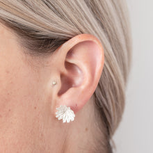 Load image into Gallery viewer, Poppy seed Small Ear studs