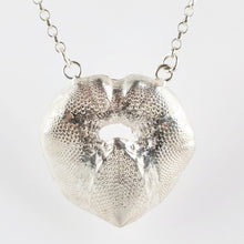 Load image into Gallery viewer, Sea Urchin Silver Pendant