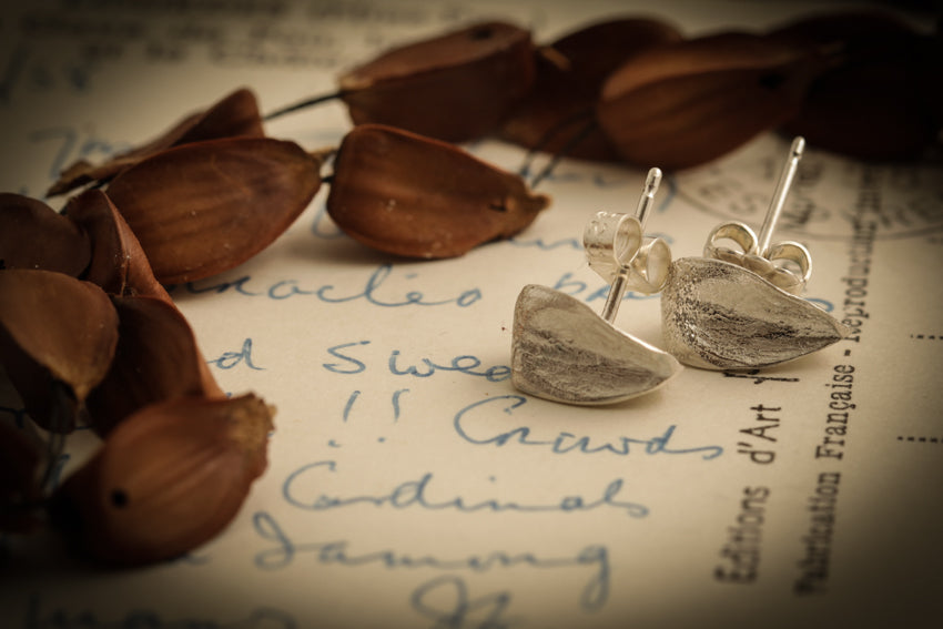 beech-mast-collection-silver-ear-studs