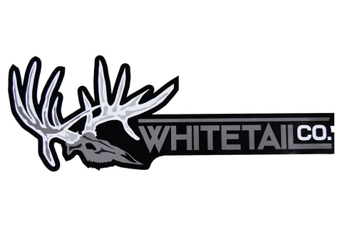 "24"" Whitetail Company Truck Decal"