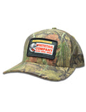 Whitetail Company Chew Hat Mossy Oak