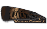 "8"" Turkey Feather Decal"