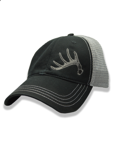 Whitetial Co. 2021 Shed Hunter Black/ Charcoal