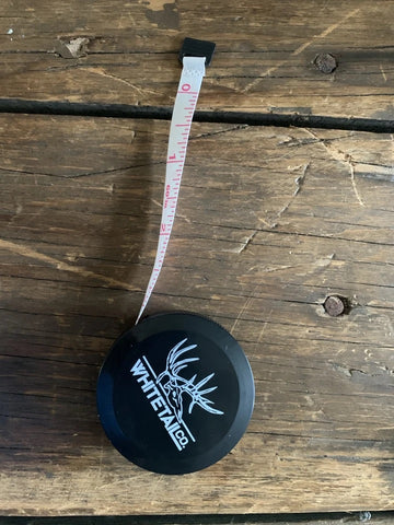 Whitetail Company Cloth Scoring Tape Measure