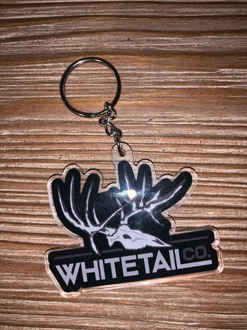 Whitetail Company Acrylic Key Chain