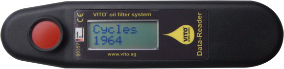 VITO data reader