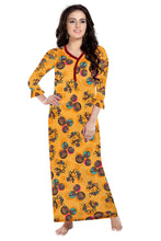 Load image into Gallery viewer, Indian Nightwear - Full Sleeve - ForHar Closet
