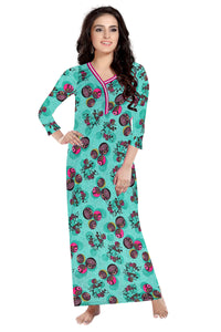 Indian Nightwear - Full Sleeve - ForHar Closet
