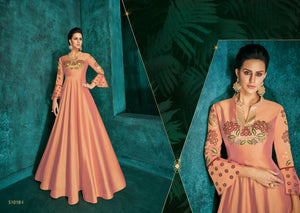 Designer Indian Dress- 10 (Lehnga Long) - ForHar Closet