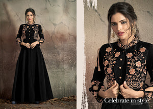 Designer Indian Dress- 06 (Lehnga Long) - ForHar Closet