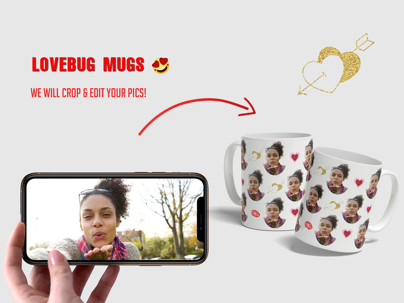 Lovebug Mugs