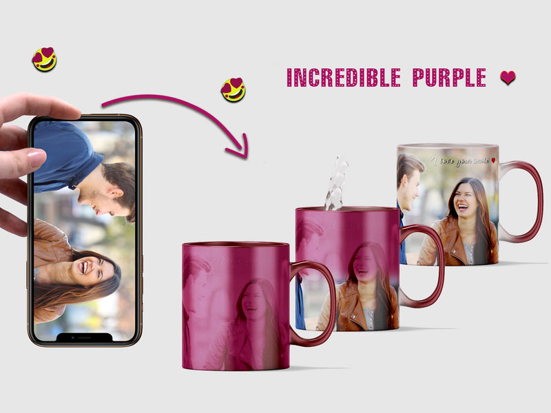 Mother's Day in Incredible Purple