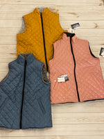 Reversible Simply Southern Vest