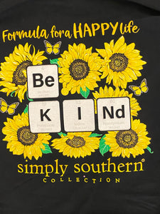 Be Kind Formula for Happy Tee