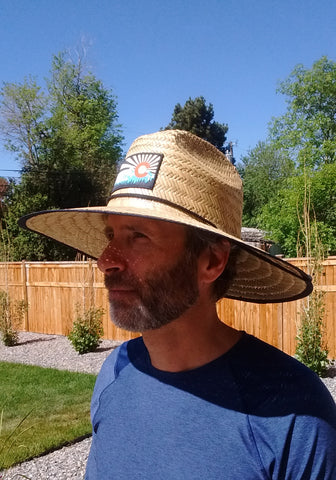 Wide Brim Colorado Sun Hat - One Size - RMOHATS