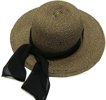 The Safari in Black Tweed - RMOHATS