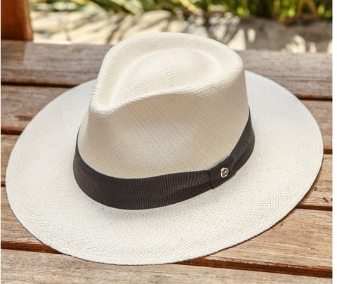 The Colombia - Genuine Panama Hats -  100% Toquilla Straw - RMOHATS