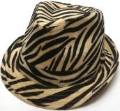 Light Tiger Fedora - RMOHATS