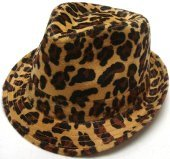 The Ultimate Leopard Fedora - RMOHATS