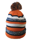 Broncos Blue and Orange Beanie - RMOHATS