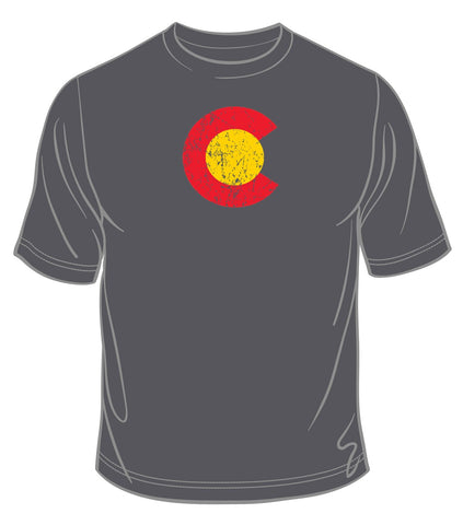 Super C Colorado Flag T-Shirt - RMOHATS