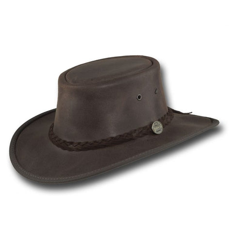 The Original Oiled Outback - Packable, Rugged and Waterproof - RMOHATS