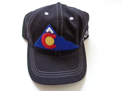 Colorado Mountain Baseball / Golf Hat - RMOHATS
