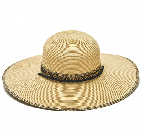 The Cortez - Wide Brim with Chincord - RMOHATS