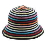 Rainbow Bucket Hat - Packable - One Size Fits Most! - RMOHATS