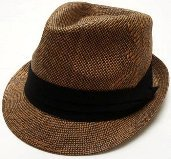 Havana Straw-Brown Teak - RMOHATS