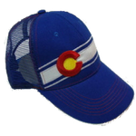Colorado Trucker Ball Cap - RMOHATS