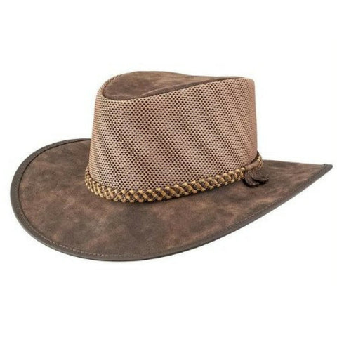 Mustang Breeze -  Full Grain Leather - RMOHATS