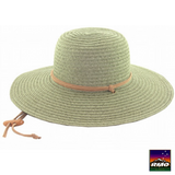 Ladies Sage Sun Hat  - Packable with Chincord - RMOHATS
