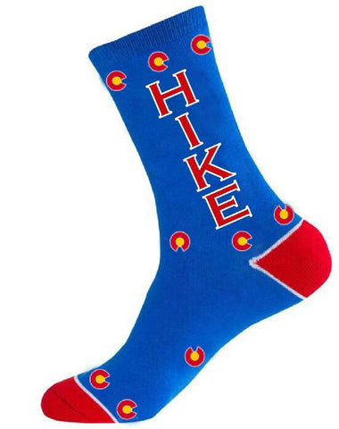 Colorado HIKE Socks - RMOHATS