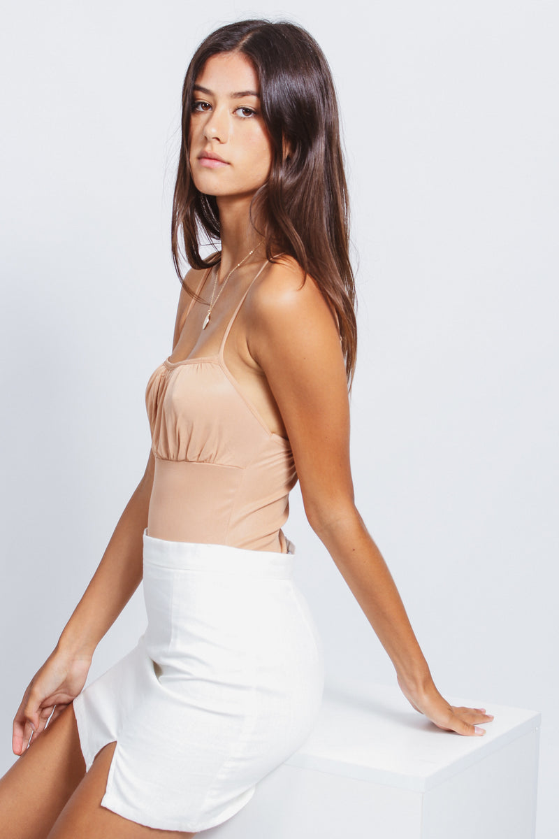 BILLIE SKIRT - WHITE