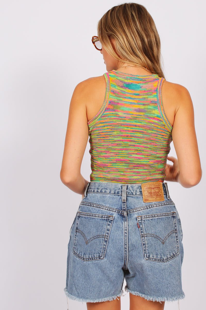 Groovy Baby Knit Tank