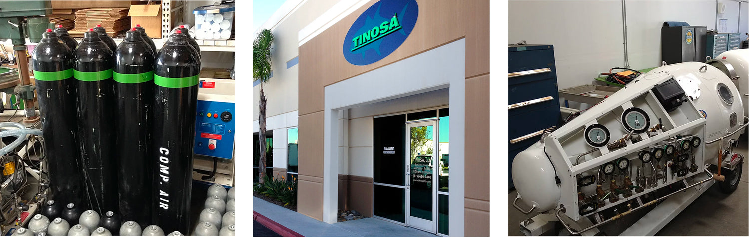 Tinosa San Diego for Air Systems