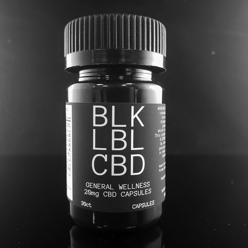 20mg FULL SPECTRUM CBD CAPSULES