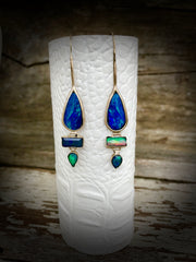 """The Ocean"" Earrings"