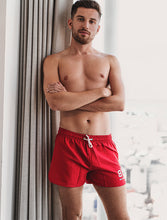Load image into Gallery viewer, Red Short Shorts