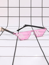Load image into Gallery viewer, Pink Thug Life Mosaic Glasses