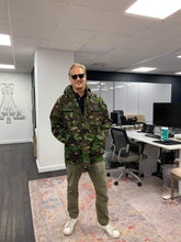 Load image into Gallery viewer, Customised Military Jacket (With Hoodie)