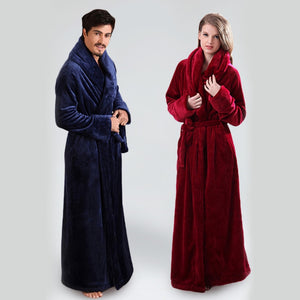 Ultra Long Bathrobe