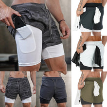 Load image into Gallery viewer, Gym Running Shorts with Pockets